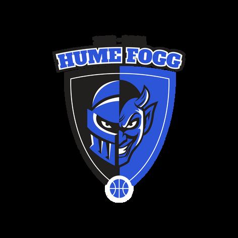 Hume Fogg 2021 Basketball Logo