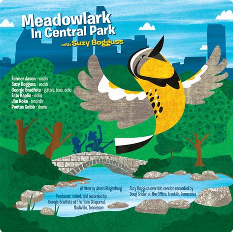 Meadowlark In Central Park