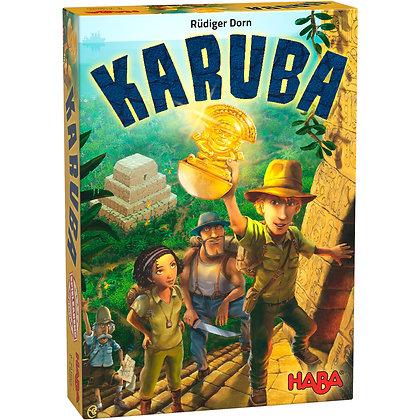 Karuba, jeu de société Haba
