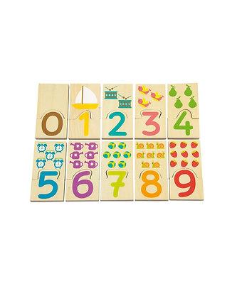 Puzzle premiers chiffres