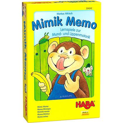 Mémo Mimique