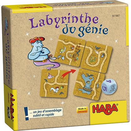 Labyrinthe du génie haba