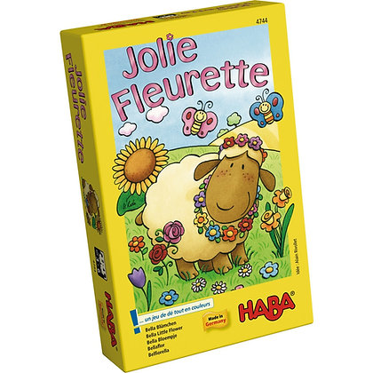 Jolie Fleurette - Haba