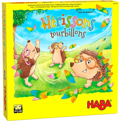 Hérissons tourbillons- Haba