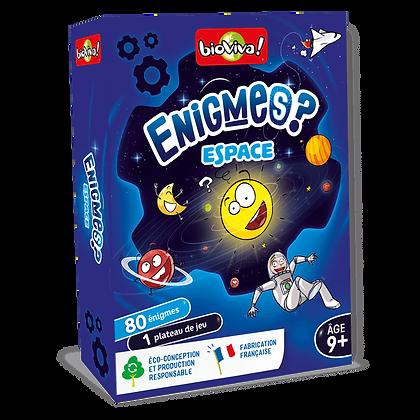 Énigmes - Espace