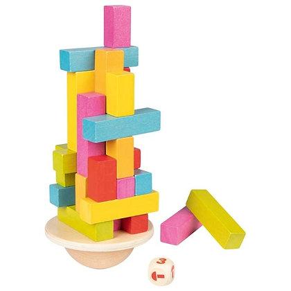 La tour dansante - Jeu d'adresse