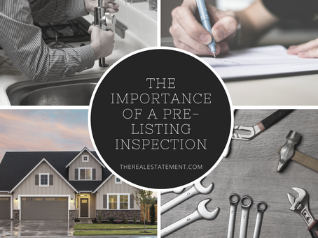The Importance of a Pre-Listing Inspection