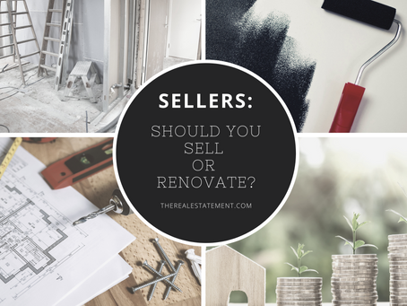 Should You Sell or Renovate Your Home?