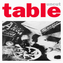 Table - Uncut - Cover