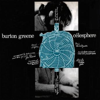 Célesphere by Burton Greene