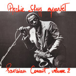 Parisian Concert, Volume 2 by Archie Shepp Quartet