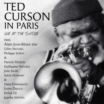 In Paris / Live at the Sunside by Ted Curson
