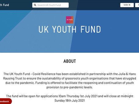 Do IT platform powers new £1.3m fund for youth groups