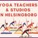 Yoga Teachers & Studios in Helsingborg