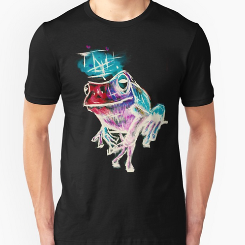 T-shirt - Froggy acid