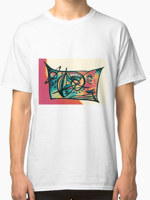 T-Shirt-Fish TV