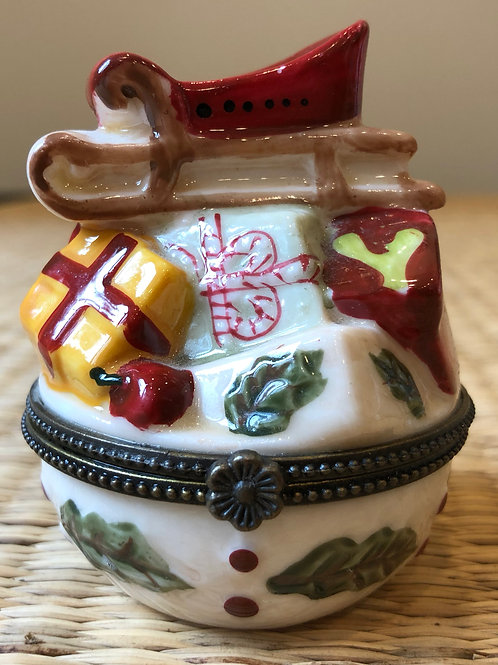 Villeroy & Boch Christmas Trinket Box