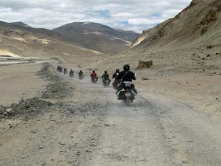 Information on Bike Parcel and Bike Rental for Ladakh trips