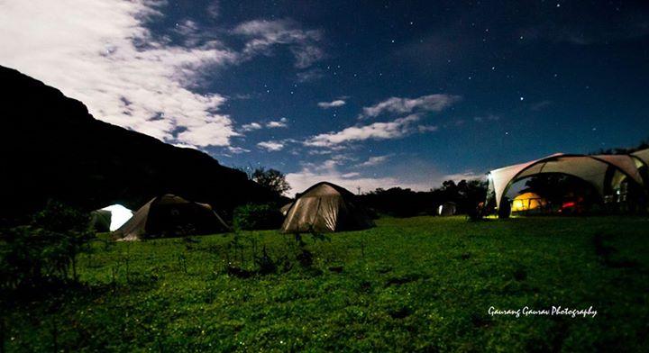 Kaas camp
