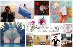 Ameri-Jungle Customer Board