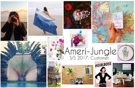 Ameri-Jungle Customer Board