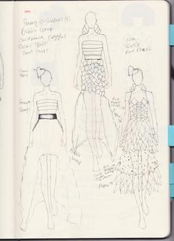 Non-Textile Sketches