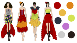 Non-Textile Illustrations