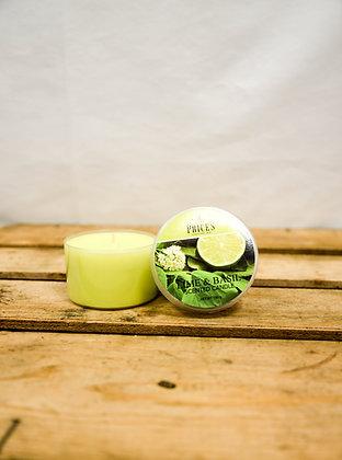 Lime and Basil Tin