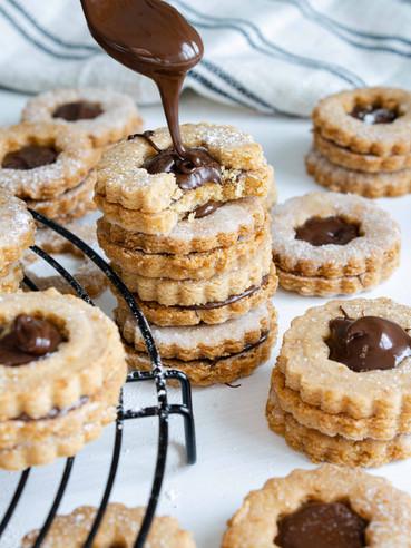 Hazelnut biscuits [Vegan - Glutenfree]