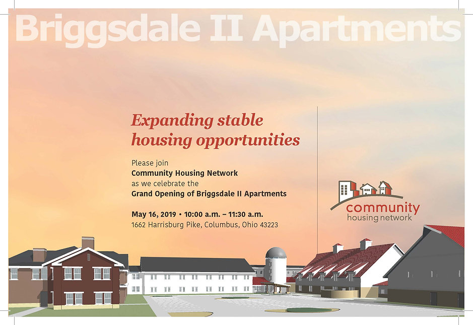 Briggsdale II Grand Opening Invitation M