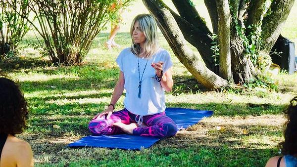 Samadhi Bien Etre Yoga Aubagne La Magdel