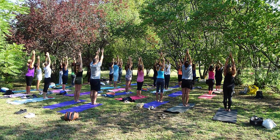 Yoga et Pique Nique