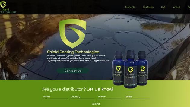 G Shield - הגנה ואיטום