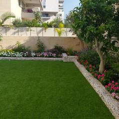 פרויקט תכנון-עיצוב-הקמת גינת גן בחולון