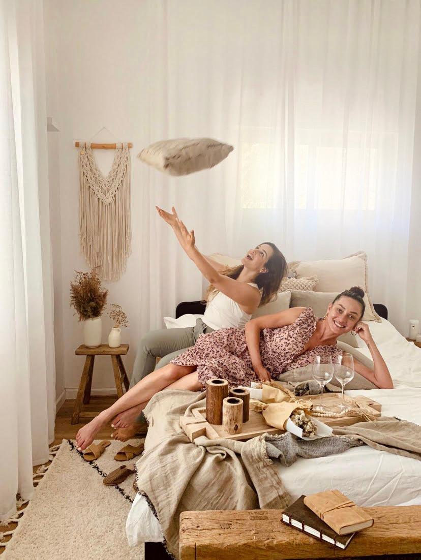 חדר השינה של אנה ארונוב