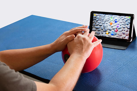 smart therapy ball