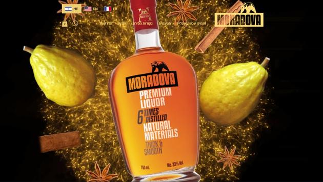 Moradova - מותג משקאות