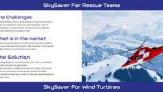 SKYSAVER - ציוד לחילוץ