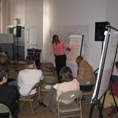 כל קבוצה מנסחת את המחויבות שלה לקדם את הסוגיות שנבחרו בתקופה הקרובה