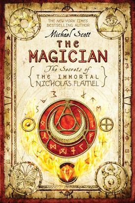 הסודות של ניקולס פלמל בן האלמוות: הקוסם