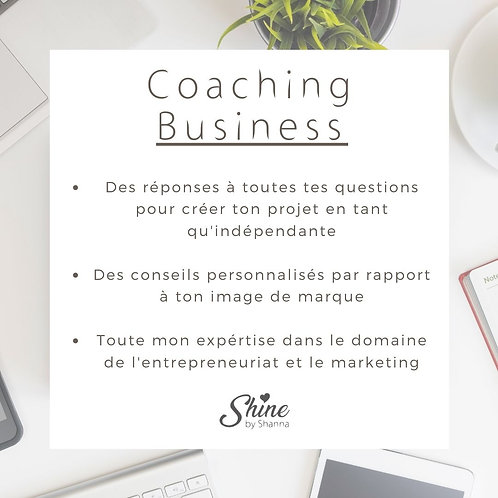 Accompagnement BUSINESS