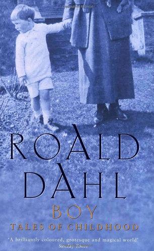 Boy; Roald Dahl