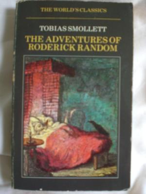 The Adventures Of Roderick Random; Tobias Smollett