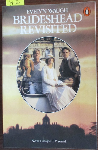 Brideshead Revisited; Evelyn Waugh