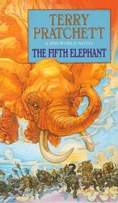 The Fifth Elephant; Terry Pratchett