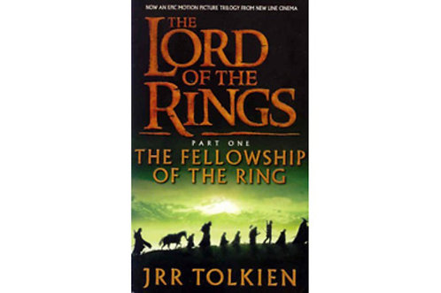 The Lord of the Rings Part One: The Fellowship of the Ring; JRR Tolkein