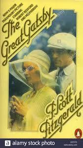 The Great Gatsby; F Scott Fitzgerald