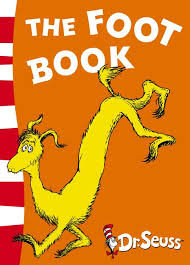 The Foot Book; Dr Suess
