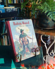 Robin Hood Vintage Book