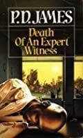 Death Of An Expert Witness; P D James